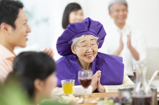 長寿祝いのタイミングは満年齢、それとも数え年?